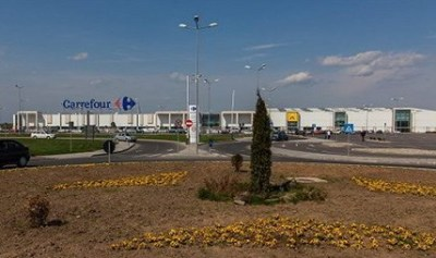 Colosseum Retail Park View1