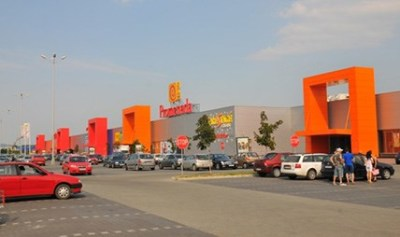 European Retail Park Targu Mures View1