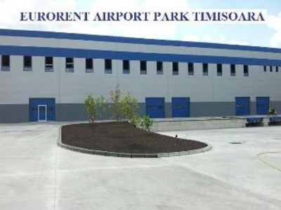 Eurorent Logistic Park View1